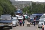El transporte pesado mantendrá cerradas las carreteras del país