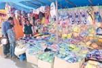 Feria del Carnaval pasa por una crisis de ventas