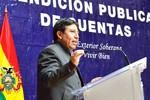 Canciller: Diremar tiene presupuesto austero