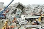 Taiwán: Terremoto abate edificios y deja fallecidos