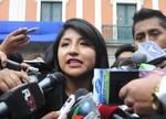 Evaliz Morales retuitea una propuesta para que ella sea sucesora de Evo