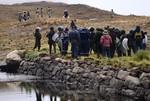 Falta de agua y rotura de cañerías genera protestas en ciudades del país