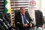 Delegado de Chuquisaca en el directorio de YPFB renuncia a su cargo