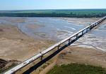 Puente más largo de Bolivia