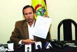 Petrocontratos: Quiroga denuncia a 3 magistrados