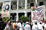 Ex combatientes rechazan homenaje a Che Guevara y preparan acto paralelo