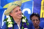 """Morales felicita a García Linera por su cumpleaños y ratifica que es """"insustituible"""""""