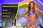 """Elogian """"valentía"""" de Miss Chile que apoya demanda marítima boliviana"""