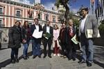 Santa Cruz amenaza con medidas de presión si Gobierno no reconoce límites con Chuquisaca