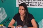 Yadira Pelaez gana recurso de amparo por haber sido afectada en Btv