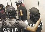 Interpol retiene a nueve haitianos en la Bimodal