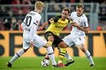 El Dortmund mantiene  el tipo y el liderato
