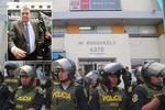 """El ex presidente peruano Alan García está """"muy grave"""", informa ministra"""