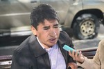 Caso Ceballos: Dirigente campesino amenaza con desconocer a ministro Arce