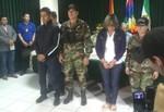 Narcotraficante pagó el viaje del capitán Moreira y del hijo de Medina a Colombia