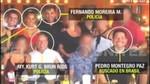 Aprehenden a otro policía por sus vínculos con el caso Montenegro