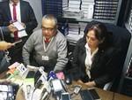 Fiscalía imputa a Ceballos por violencia familiar y solicita su detención domiciliaria