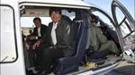 Evo justifica usar helicóptero en La Paz porque dice que ahorra una hora al día
