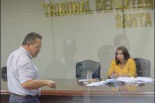 Narcovínculos: Medina no fue abogado de Evo, hubo error de tipeo