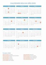 """Revise el calendario de feriados del año: hay tres """"findes"""" largos"""