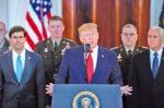 Trump elige contención ante escalada con Irán
