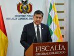 Fiscalía formalizó solicitud de sello rojo de Interpol contra Evo
