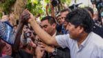 Morales cumple un mes en Argentina y asegura que es un trofeo de Trump