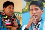El Pacto de Unidad elige a Choquehuanca y a Rodríguez como candidatos del MAS