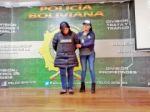 Envían a Elba Terán con detención preventiva a Palmasola