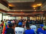 El MAS elige en Argentina candidatos a presidencia