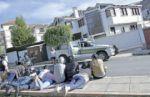Arrestan a tres personas en casa de Carlos Romero
