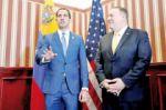 EEUU y sus aliados apuntan a Maduro por terrorismo