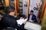 Áñez y nuevas alianzas marcan cierre de registro ante el TSE