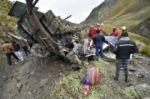 Al menos 15 fallecidos en accidente de un bus en La Paz