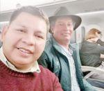 Exautoridades de Evo salen a México tras incidentes