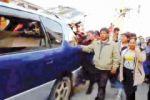 Gritos de justicia durante funeral de niños en Potosí