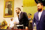 Líder salvadoreño abre crisis interna con el Congreso