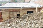 Desborde de río sepulta a una persona en La Paz