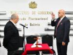 Posesionan a nuevo Viceministro de Régimen Interior