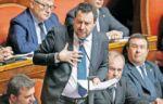 Senado de Italia autoriza que Salvini sea juzgado