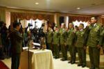 Policía posesiona a nuevo Estado Mayor, directores y comandantes
