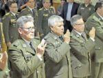 Designan a Jesús Gonzalo Lazo comandante de la Policía de Chuquisaca