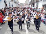 El Carnaval de Antaño muestra tradición y diversidad cultural