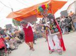 El Carnaval de Surapata hace bailar a la capital