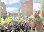 Más incidentes en El Alto, esta vez en acto de Juntos