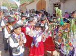 Es día del Carnaval Grande de Yotala