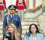 """Lizárraga asegura que el Gobierno es """"cómplice del MAS"""""""