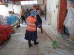 Emprenden campaña de limpieza en mercados de Sucre