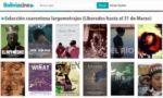 Cine boliviano en casa: Habilitan películas en línea y una plataforma