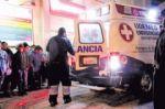 Conductor asume gastos de dos heridos